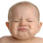 irregular poo from infant