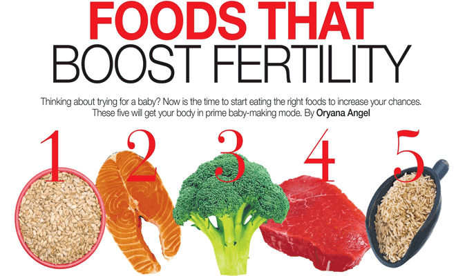 top fertility food